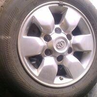 Куплю диски для Toyota Hiace Regius