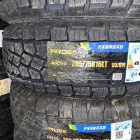 265/75R16 новые шины (грунт/асфальт) А/Т Farroad FRD86