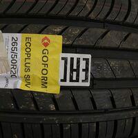 265/50R20 новые летние шины Goform EcoPlus SUV
