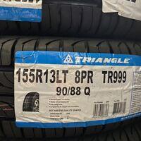 155R13LT 8P.R  новые летние шины Triangle TR999
