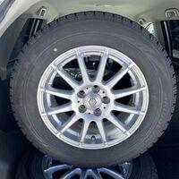 Резина Bridgestone VRX 195/65R15 на дисках Weds Joker [Без пробега]