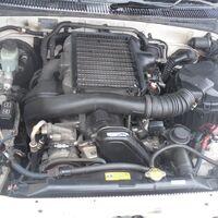без пробежный двигатель 1KZ-TE от сурфа 2-я модель 2001 год