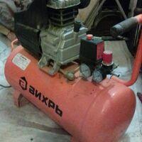 Воздушный компрессор 220в