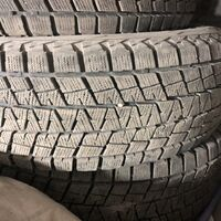 Bridgestone blizzak 265/70r18