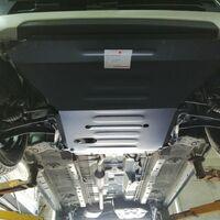Защита двигателя на Suzuki Hustler