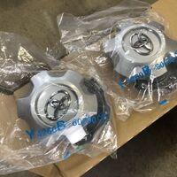 Колпаки (крышки) на штатные диски R17 Prado 150