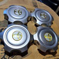 Колпаки (крышки) на штатные диски от Prado 95