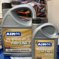Синтетическое масло aimol proline f 5w-30 4l a5/b5