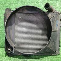 Радиатор двс Mitsubishi Fuso Canter FD50AB 4M40 перед. (б/у)