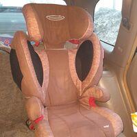 Детское автокресло stm solar2 seatfix 15-36 кг