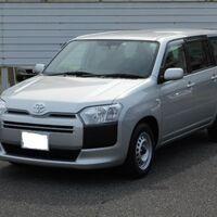 передний бампер Toyota Probox / Toyota Succeed NCP165 / NCP160 2014-20