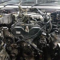 двигатель 5VZ от 120 го Прадо Toyota Prado