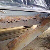 ремонт порогов арок