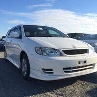 ресницы Toyota Corolla / Runx / Allex / Fielder NZE124 - 2001-2004