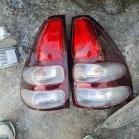 Фонари задние Prado 120/1-модели/ 2003г/оригинал