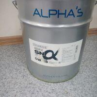 Масло alphas