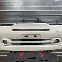 Бампер + юбка , передний и задний, Nissan Cube Z12