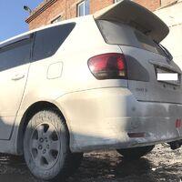 Фаркоп для Toyota Ipsum (Тойота Ипсум) 2001-2009 2WD