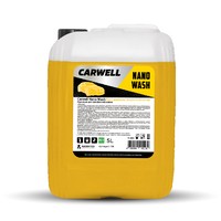 Carwell nano-wash нано шампунь 5 литров