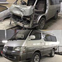Кузовной ремонт любой сложности в короткие сроки