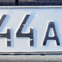 Гос. номер А444АО