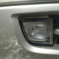Фара противотуманная Toyota Hiace KZH106 1KZTE 1997 перед. прав. (б/у)