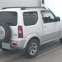 Куплю заднюю дверь Suzuki Jimny Sierra 2004
