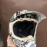 Шлем эндуро Fox