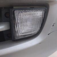 Фара противотуманная Toyota Hiace KZH138 1KZTE 1993 перед. лев. (б/у)