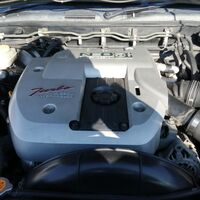 Двигатель Nissan Terrano Regulus JTR50 ZD30DDTI 2000 перед. (б/у)
