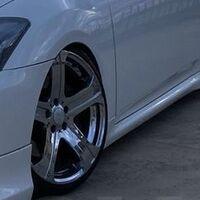 Комплект дисков Venerdi с летними шинами.