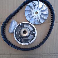 вариатор с ремнем 7432030 для замены dingo125 170 gufi 200 cronus 200