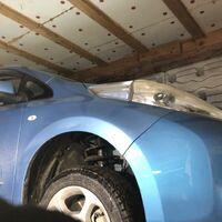 Проставки для увеличения клиренса на Nissan Leaf