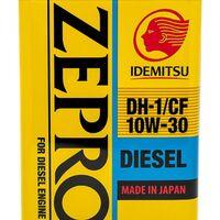 Масло моторное 10w30 dh-1/cf idemitsu zepro diesel 4л