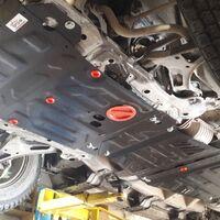 Защита двигателя на Suzuki Grand Vitara (2005-2014)