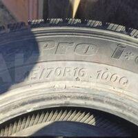 Продам комплект шин 215/70/16 высота профиля 70