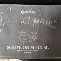Автокресло Cyber Solution M-Fix SL