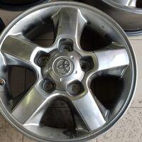 диски на Toyota Land Cruizer 100/200