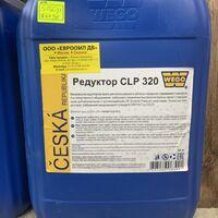 Редукторное минеральное масло WEGO (Чехия) CLP320