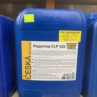 Редукторное минеральное масло WEGO (Чехия) CLP220