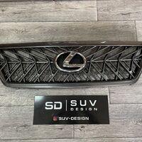 Решётка радиатора Lexus Lx470