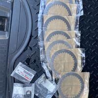 Промежуточные диски сцепления + комплектующие Yamaha wr 450 2015-2020