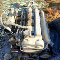 Двигатель ДВС j20a