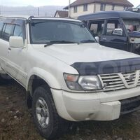 ПТС nissan safari y61