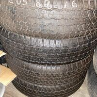 205/80/16 Bridgestone Япония. Состояние хорошее