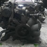 Двигатель Mitsubishi Canter FE50EB 4M51 1999 (б/у)