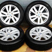 Комплект колёс на титановых дисках 205/55R16 Dunlop EC 202 2020 г.
