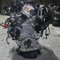 Двигатель Mazda Demio DEJFS P3VPS перед. (б/у)
