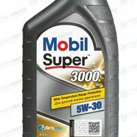 Масло моторное Mobil Super 3000 XE 5w30 синтетическое
