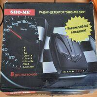Антирадар радар-детектор SHO-ME